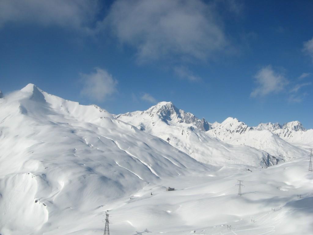 La Rosiere - Mont Blanc