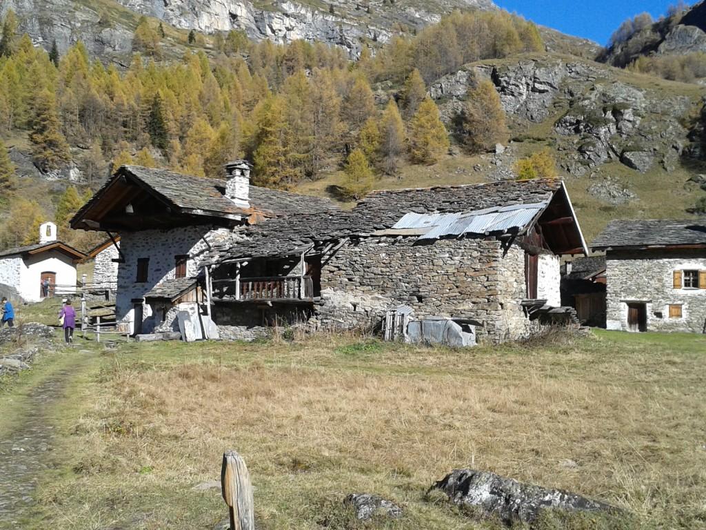 Le Monal - Village
