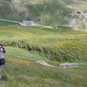 Activité photo en montagne