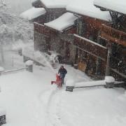 Quand la neige commande