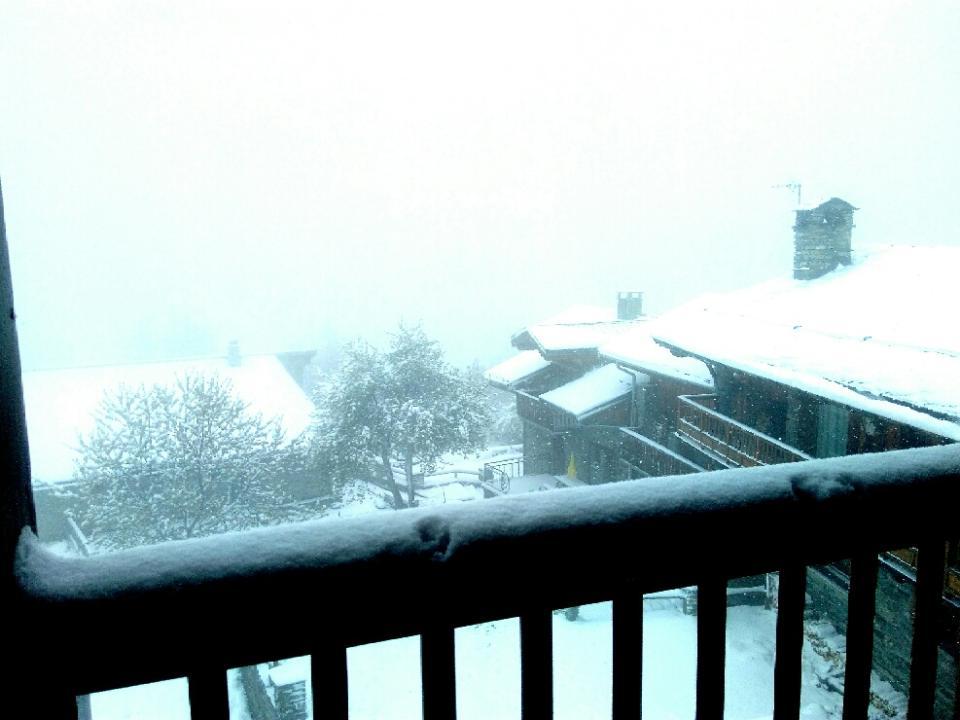 Ecombelles - neiges avril