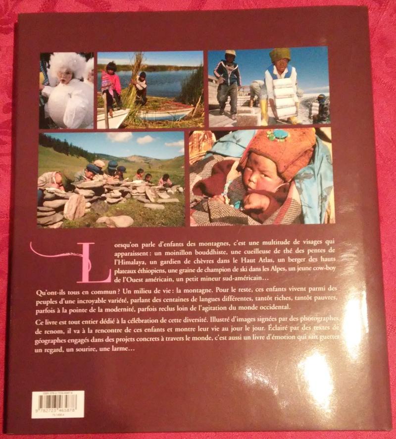 Livre Enfants Montagne 1