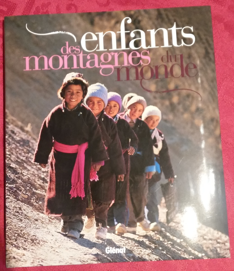 Livre Enfants Montagne 2