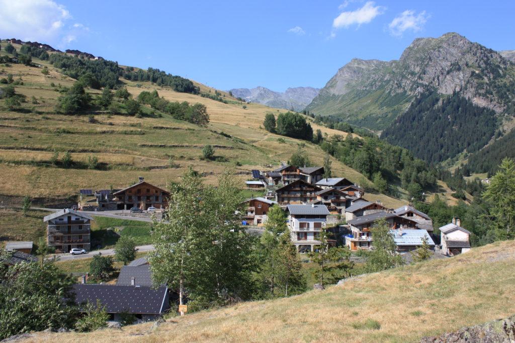 Montvalezan - Le Chatelard - Boucle du Tour de France