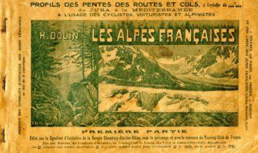 Les débuts du tourisme dans les Alpes