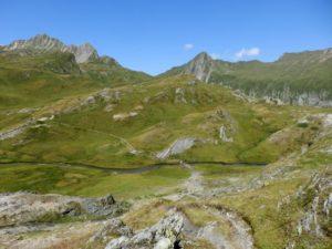 (Français) Le Col de la Forclaz - Photo fiche visorando